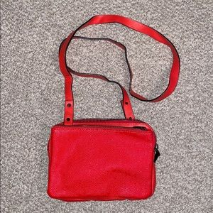 Red French Connection bag